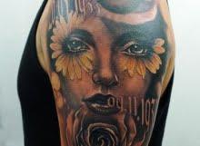 Memorial Tattoo by Tamas Dikac