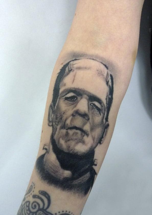Frankensteins monster by Max