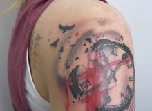 Clock by Matt