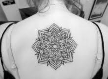 mandala tattoo by calum at tribal body art