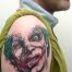 Joker tattoo by Max
