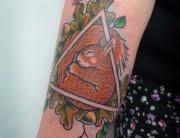 squirrel tattoo
