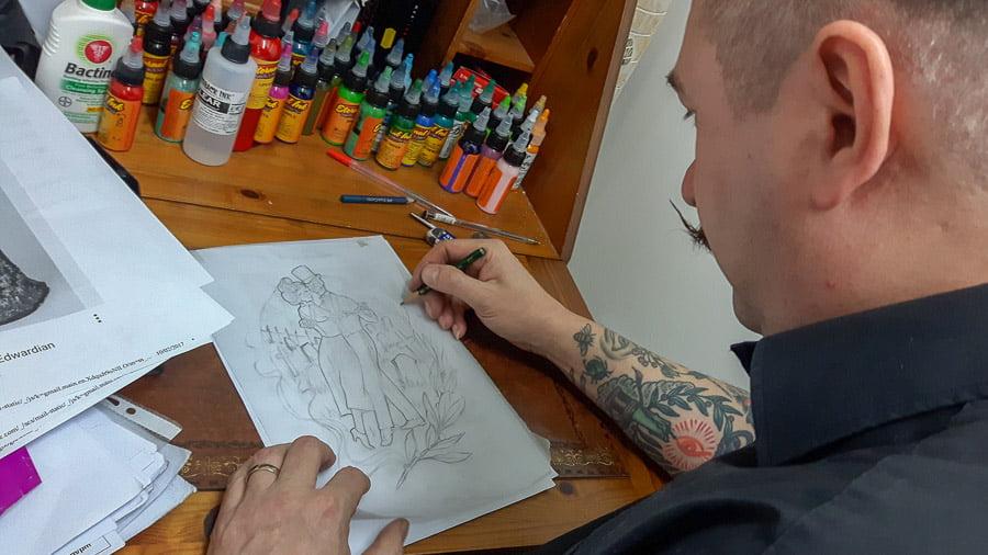 About Tribal Body Art Tattoo Body Piercing Studio Edinburgh